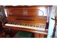 RUD . IBACH . SOHN - BARMAN UPRIGHT PIANO