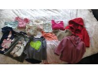 Bundle of girls clothes - age 5-7