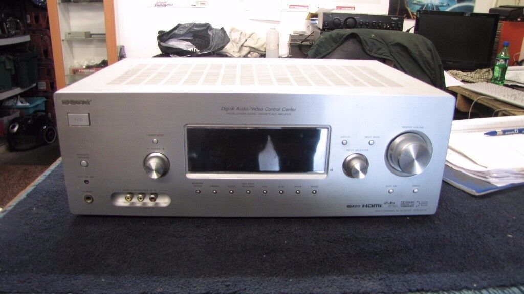 SONY STR DG710 MULTI-CHANNEL A/V RECEIVER.