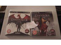 Dragon Age Game Set £10