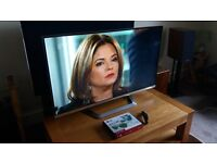 "47"" LG Wifi Smart 3D TV - WHF 5 Stars, RRP £1350"