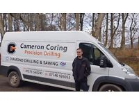 Diamond Drilling and Sawing Services