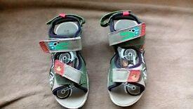 Boys sandals Size 11