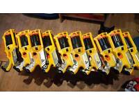 Nerf Maverick Dart guns, 9 available