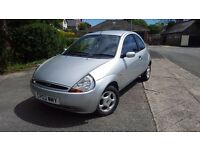2003 1.3 Ford Ka Collection 3 dr hatchback, Great Condition, Low Mileage, Cheap Car, micra