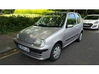2003 Fiat Seicento 1.1 Manual Low Mileage Ideal First Car!
