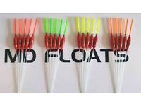 Hand made floats