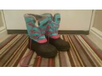 Snow Boots Size 13 - Mountain Marehouse