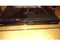 LG RHT497H DVD AND HDD RECORDER
