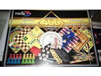 400 games set - still in wrapper brand new - feel free to check my other items bargain cheap