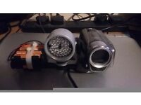 Canon HD Camcorder - Converted to Infrared for full Night-Vision when dark