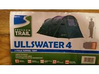 Freedom trail Ullswater 4 man tent