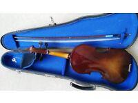 V10 Violin 3/4 size by B+M (Barnes & Mullins)