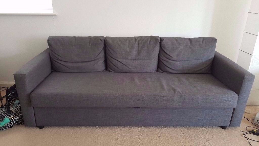 Sold Ikea Friheten Sofa Bed Only 1 Year Old In