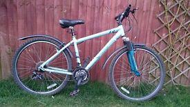 Apollo ladies mountain bike mtb