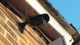 Home Security CCTV System