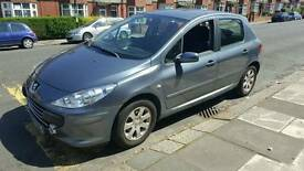 Peugeot 307 only 67000 miles