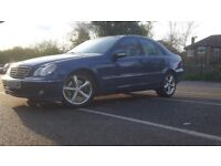 MERCEDES BENZ C220 CDI AVANTGARDE 2005 FULLY LOAD...MUST SEE!!!