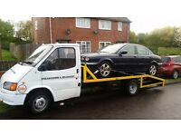 Scrap cars wanted vans non runners mot failures