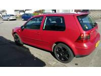 VW GOLF FOR SALE !