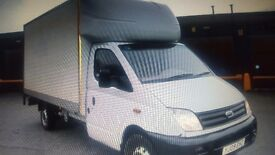 MAN AND VAN COURIER SERVICE HOUSE REMOVALS THROUGHT CHESHIRE AND GREATER MANCHESTER