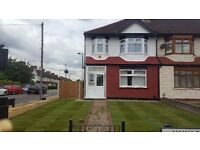 Newly refurbished 5 Bedroom End Terrace House to Rent In N18 on north circular near Edmonton .