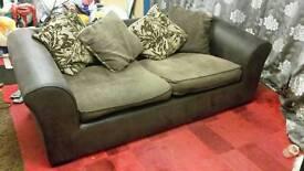 2 + 3 seater sofas, good condition