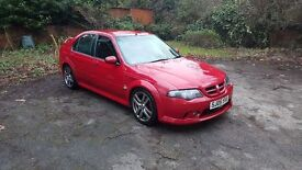 For sale MG ZS+ 1.6 petrol. 2005 - high specs - low millage 12 month mot