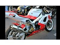 Yamaha YZF R1. New MOT. PX Considered.
