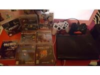 Ps3 console and game bundle