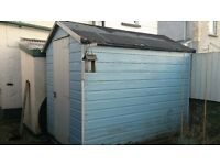 5 x 8 ft Garden Shed
