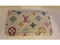 Louis Vuitton multicolored purse