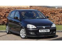 2006 Vauxhall Corsa 1.4i 16v SXi 5dr 87k **Full Service History**