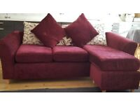 Lovely three seater sofa