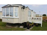 Lovely holiday caravan in clacton on sea