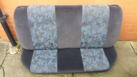 ***Vauxhall Corsa B Breeze Rear Bench Seat Forsale***