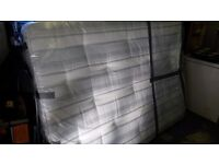Orthopaedic double mattress (nearly new)