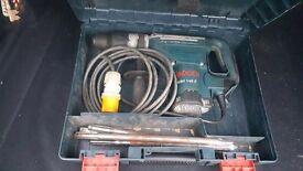 Bosch Breaker Sds Max 110v