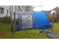 vanern 4 tunnel tent as new