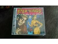 The Step Kings - Let's Get It On! (Hardcore Punk)