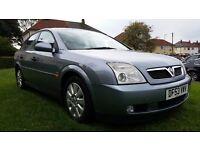2003 Vauxhall Vectra Diesel