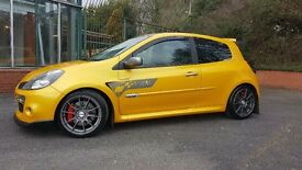 Renault clio 197 F1 edition. No. 129
