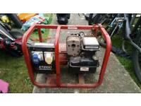 Petrol generator 110v 240v