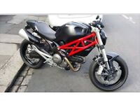 Ducati Monster 696+ Extra Low Miles for sale or trade Price Reduced