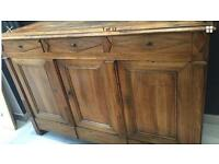 Original French Antique Sideboard / Dresser Chest Drawers Furniture Sutton sm3