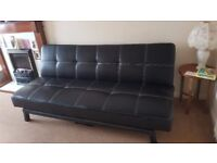 Click-Clack Sofa Bed - excellent condition