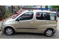 Affordable and cheap to maintain TOYOTA YARIS VERSO 2000 modern