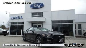 2017 Ford Mustang *NEW* COUPE *AUTO* ECOBOOST PACKAGE