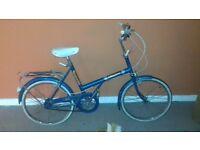 Woman's bike - Retro