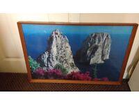 Large Photo Print/Poster - SeaScape Scene